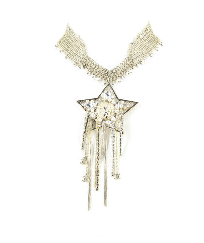 Chanel Lion Star Necklace