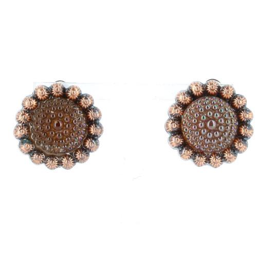 Yves Saint Laurent Red Earrings