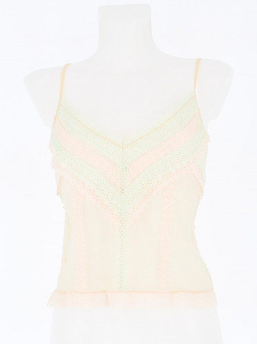 Chanel Pink Top