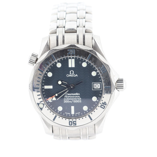 Omega Seamaster Chain Watch