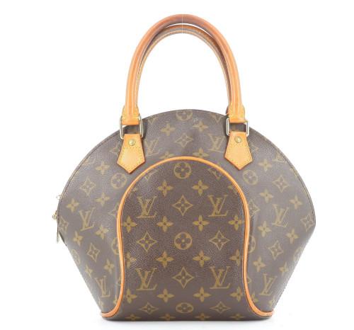 Louis Vuitton 1998 Monogram Ellipse Bag