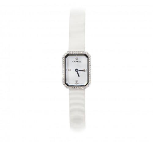 Chanel Mini Premiere Diamond watch