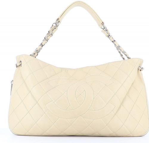 Chanel 2011 Jumbo Baguette shoulder bag