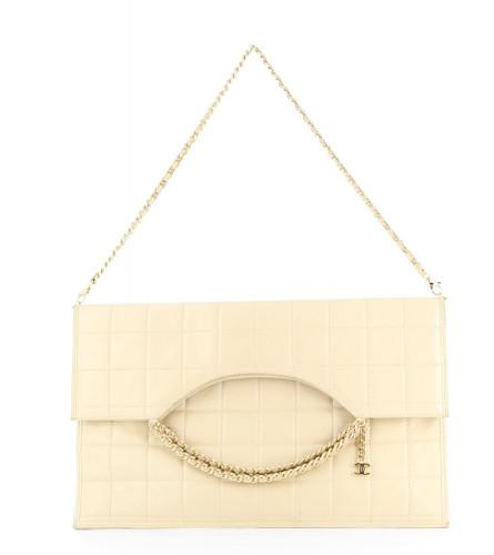 Chanel Flat Bag