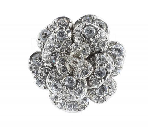 Chanel 2011 Camellia Brooch
