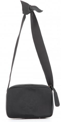 Chanel Camera Camelia silk bag