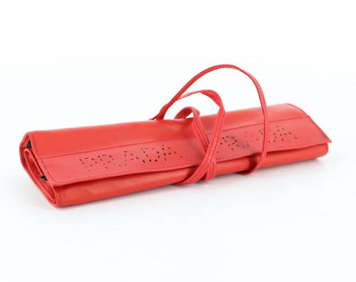 Prada red jewelry box