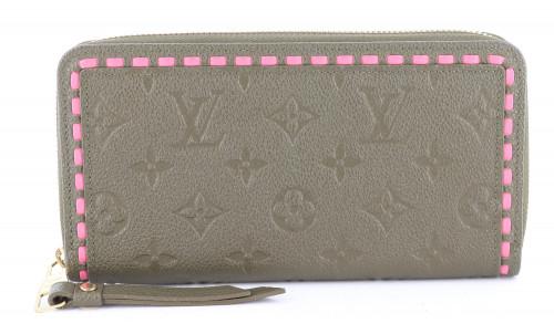 Louis Vuitton Zippy Leather wallet
