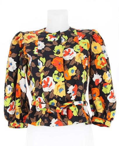Guy Laroche Flower Jacket