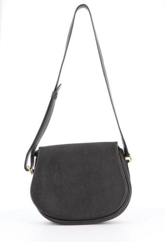 Cartier Black Leather Bag