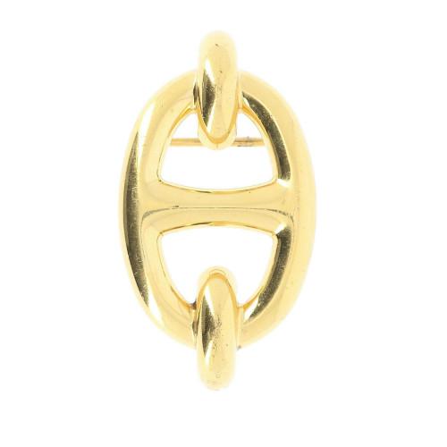Hermes Gold Belt Buckle