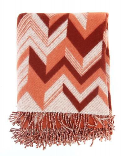 Hermes Chevron Blanket