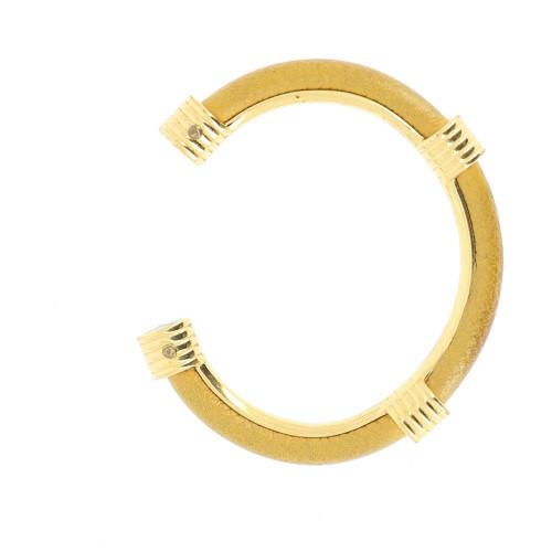 Hermes Gold Bracelet