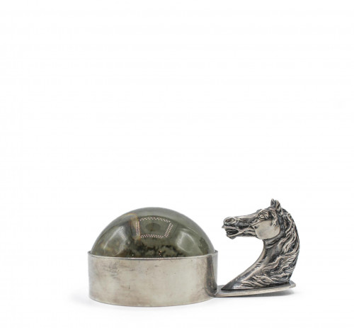 Hermes Horse Loupe