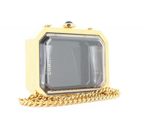 Chanel Premiere Golden Minaudière