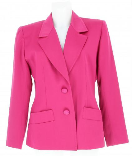 Yves Saint Laurent Pink Jacket Size 45