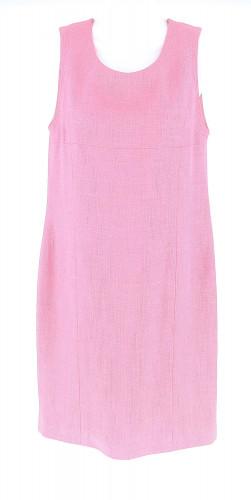 Chanel Pink Knit Dress