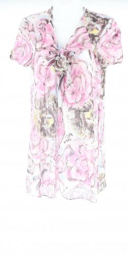Chanel Flower Dress