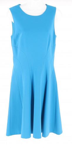 Diane von Furstenberg Blue Dress