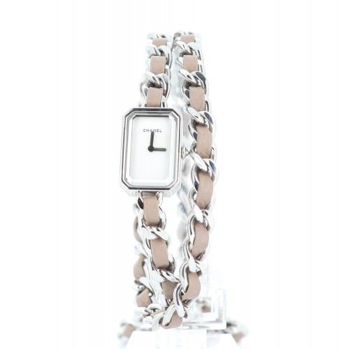 Chanel Premier Rock Steel Watch