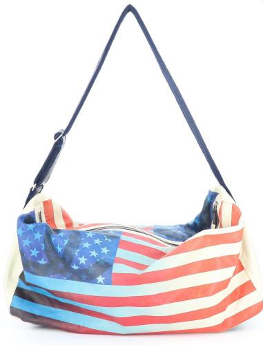 Chanel American Flag Bag