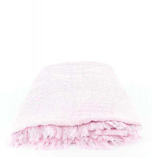 Chanel Pink Towel