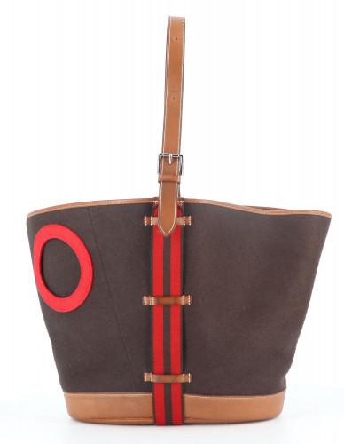 Hermes Single Strap Tote Bag