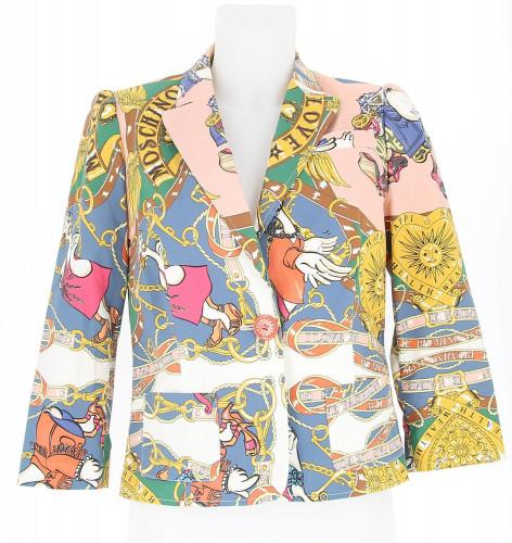 Moschino Multicolor Jacket