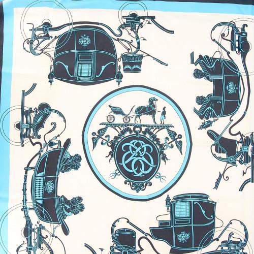 Hermes Ex Libris by Hugo Grygkar Scarf