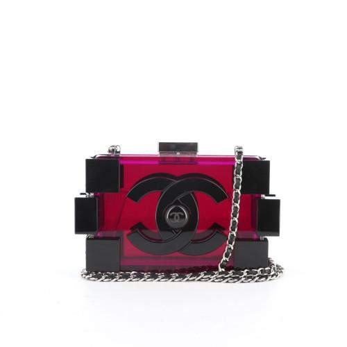 Chanel Lego Minaudière