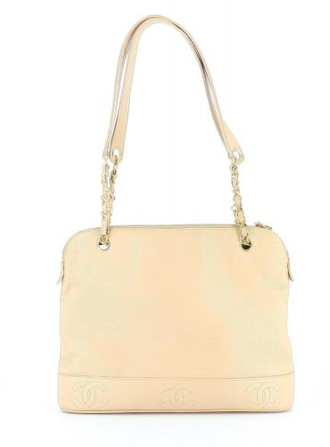 Chanel Beige Bag