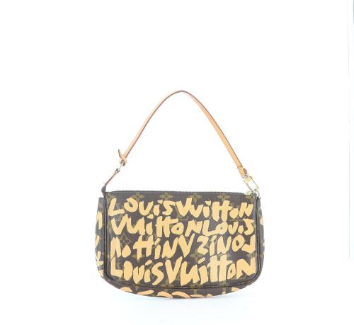 Louis Vuitton x Stephen Sprouse Pochette Graffiti