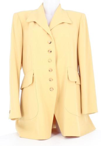 Hermes yellow jacket