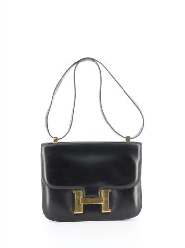 Hermes Constance black