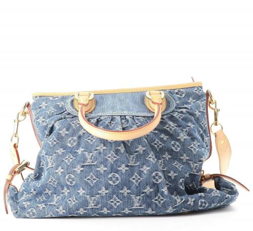 Louis Vuitton Neo Caby denim