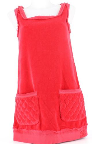 Chanel Red Dress