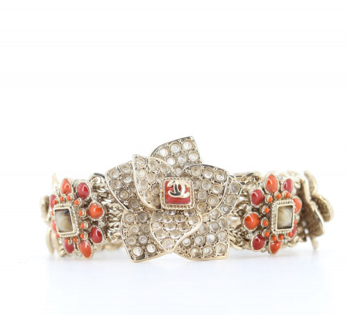 Chanel bracelet not signed