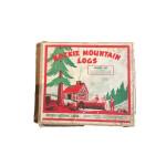 Rockie Mountain Logs log cabin kit, circa 1950.