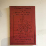 An early and complete 20th century set of Ordnance Survey maps covering the whole of the UK.