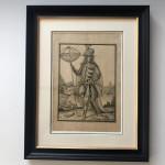 Eight Nicolas de L'Armessin II Drawings
