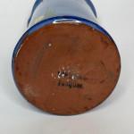 Torquay pottery kingfisher design spill vase