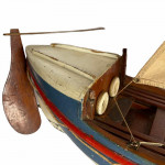 19th century Gamages' model RNLI lifeboat