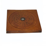 Late 19th century Chinese luopan feng shui compass