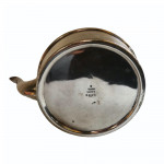Circa 1870 Holkin & Heath silver plate spirit kettle and stand