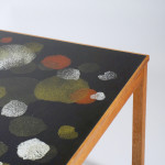 Algot 'Per' Torneman and David Rosen enamelled copper-topped coffee table table