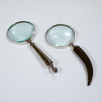 A collection of magnifying glasses