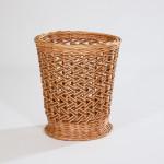 The Wicker Wastepaper Basket