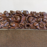 A rare profusely carved laminated rosewood sofa attributed to John Henry Belter (1804 - 1863)