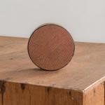 A Louis XVI Vernis Martin circular snuff box
