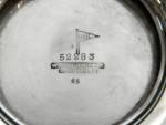 VINTAGE ART DECO SOLID SILVER TROPHY / BOWL SHEFFIELD 1933